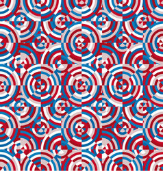 pattern seamless colors vector image vector image