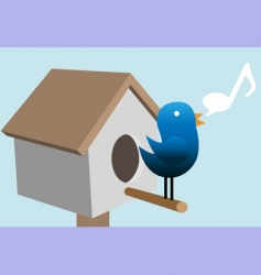 tweedy bird vector image