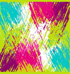 abstract art colorful paint texture background vector image