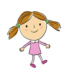 Children 6 vector