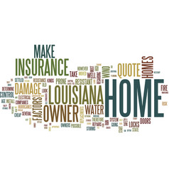 find a cheap home owner s insurance quote in vector image vector image