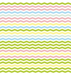 Chevron zig zag tile pattern or background vector image
