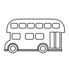 London bus england design vector