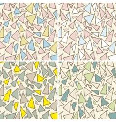 Antonio Gaudi mosaic vector