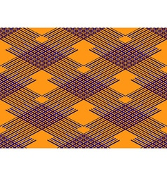 Geo pattern5 vector image