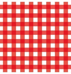 Tableclothes background pattern icon vector