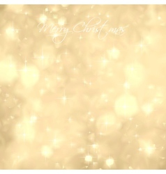 Glittery gold background vector