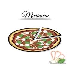 PizzaIngredient4 vector image