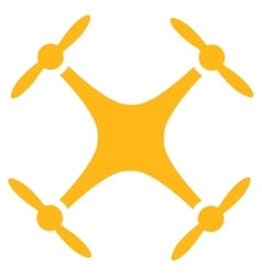 Airdrone icon vector