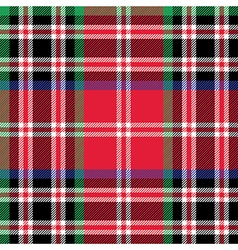 Kemp tartan fabric textile check pattern seamless vector