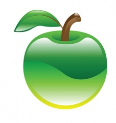 Apple illustration vector
