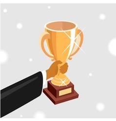 Cup winner vector