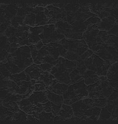 black marble seamless pattern vector image