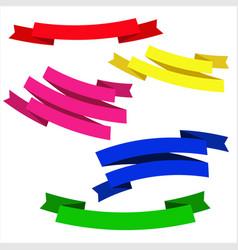 Ribbon vector