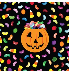 trickortreat2 vector image