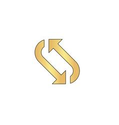 Rotation computer symbol vector