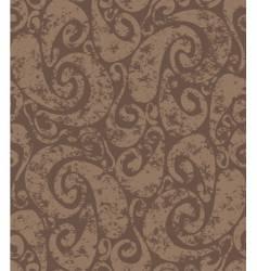 swirls pattern vector image vector image