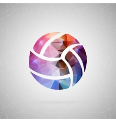 Abstract creative concept icon For web and vector image vector image