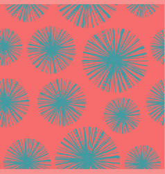 Ethnic boho hand drawn seamless patterns vector