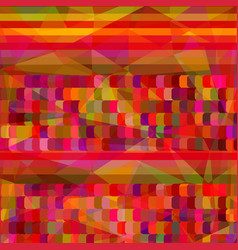 geometric abstract background design cute vector image