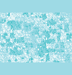 Pattern inspired of sparkling water surface vector