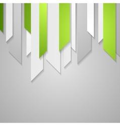 Tech concept abstract background vector