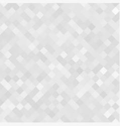 gray mosaik vector image vector image