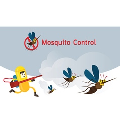 Mosquito control vector