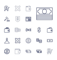 22 exchange icons vector