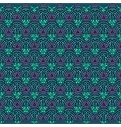 Decorative ornamental seamless pattern vector