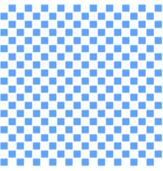 plaid pattern blue colored background wallpaper vector image