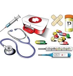 Medical Equipment vector image