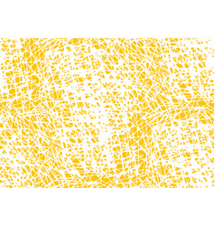 seamless pattern with yellow and white scratches vector image
