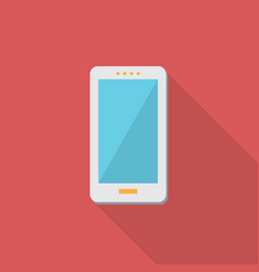 smartphone icon set of great flat icons with vector image