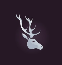 Deer2 2 vector image vector image