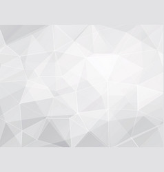 geometric gray pattern with strokes vector image