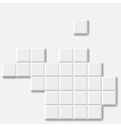 Abstract Brick Background vector image vector image