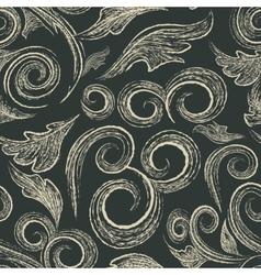 Sketchbook Pattern vector image