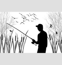 Angler vector