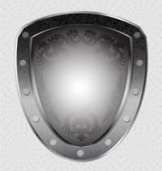 heraldic emblem vector image