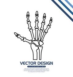 medical care icon design vector image