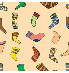 socks set vector image
