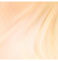 Abstract Wedding Fabric Silk Background vector image
