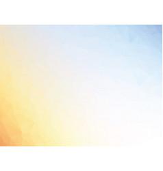 Light geometric orange blue texture soft vector