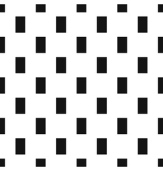 Rectangle pattern simple style vector