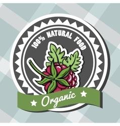 Natural Food 6 vector image vector image