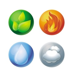 Four elements vector