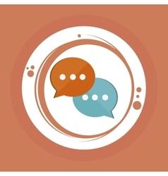 Play concept media icon communication concept vector