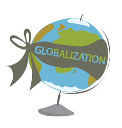 Globalization vector