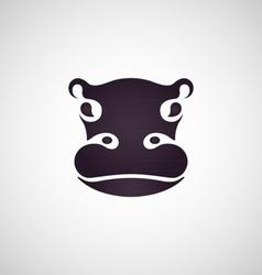 Hippo logo vector